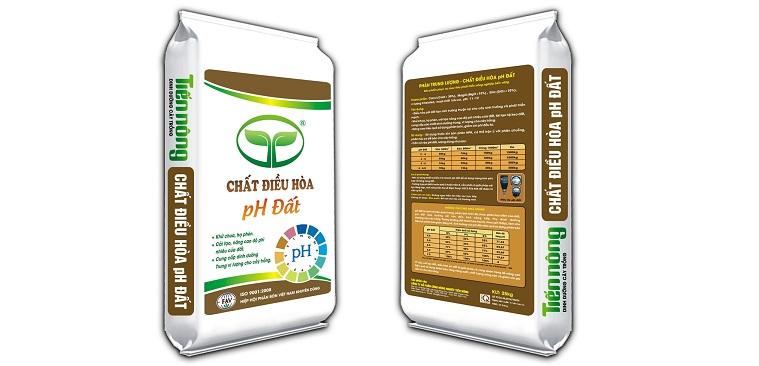 chất điều hòa pH đất